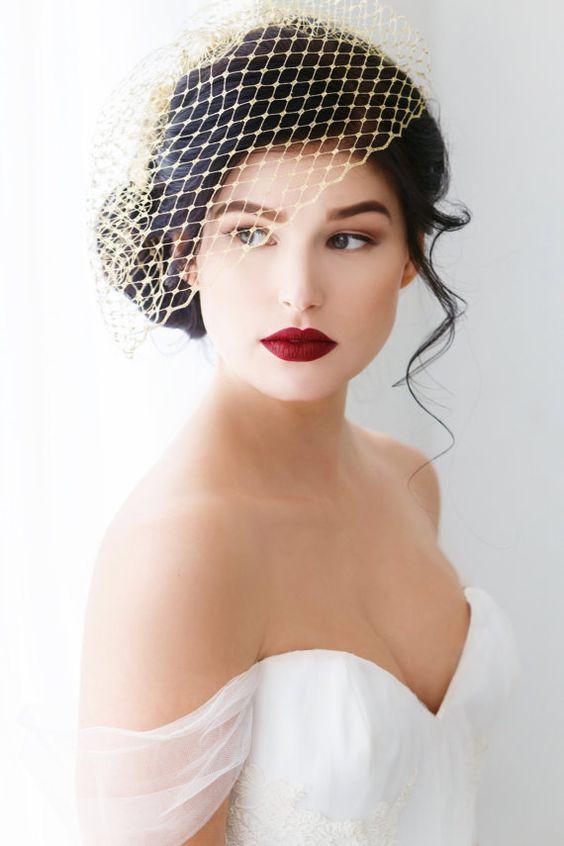 Fátylat rád - a leggyönyörűbb esküvői fátylak